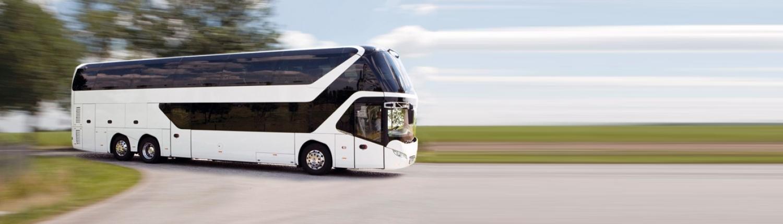 Wir stellen Ihnen Reisebusse in allen Größen und Ausstattungen zur Anmietung zur Verfügung.